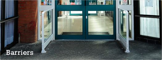 Barrier Rail image 1 0f 4 thumb & Nationwide Door Systems Automatic Doors