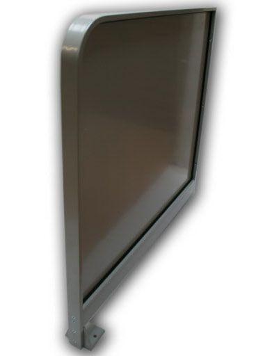 Automatic door barriers  vertically