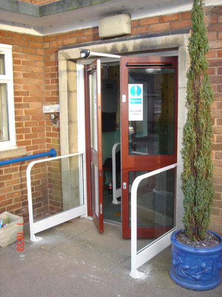 Swing Door image 1 0f 5 thumb & Nationwide Door Systems Automatic Doors Pezcame.Com